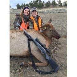 WINNETT, MT COW ELK HUNT FOR 2 HUNTERS
