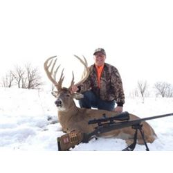 Minnesota - Autumn Antlers Lodge – Whitetail Deer