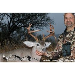 Arizona Coues Outfitters – Coues Deer in southern Arizona for 1 hunter who must bring 1 paying clien