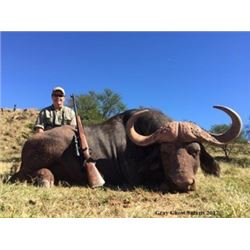 Huntershill Safaris Cape Buffalo Hunt in South Africa