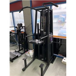 STAIRMASTER GRAVITRON 2000 ASSISTED PULL UP MACHINE