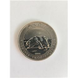 Canadian Silver 1.50 OZ