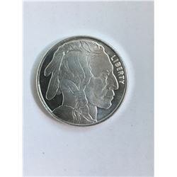 One Half Oz .999 Fine Silver Bullion