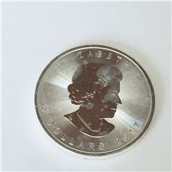 Canadian Maple Leaf 1 Oz.
