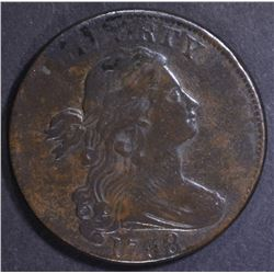 1798 LARGE CENT XF