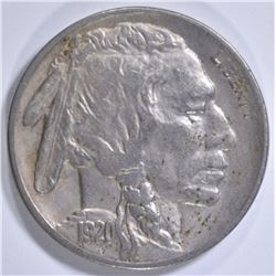 1920-S BUFFALO NICKEL XF