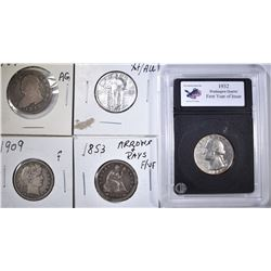 QUARTER TYPE LOT: