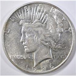 1926-D PEACE DOLLAR AU/BU