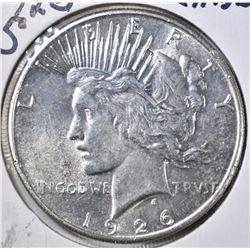 1926-S PEACE DOLLAR CH BU