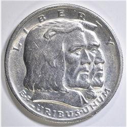 1936 LONG ISLAND COMMEM HALF DOLLAR  BU