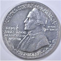 1928 HAWAII COMMEM HALF DOLLAR  BU