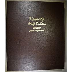 KENNEDY HALF DOLLAR SET: 1964-2001