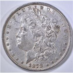 1878 7F MORGAN DOLLAR, AU