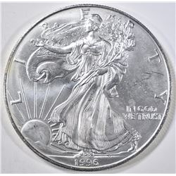 BU 1996 AMERICAN SILVER EAGLE