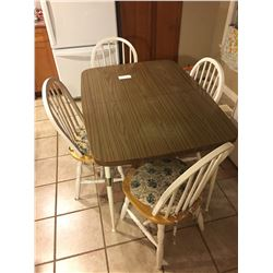 Vintage Kitchen Table And Chairs C