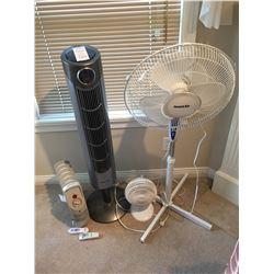 Natridy Tower Fan C