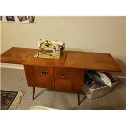 Beacon Sewing Machine in Cabinet C