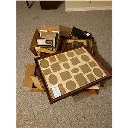 Assortment of Picture Frames A