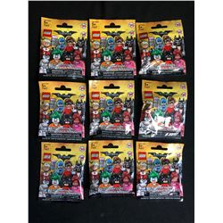 Lego Batman Movie Series Minifigure Lot 71017 (One Minifigure per Bag)