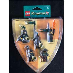 LEGO KINGDOMS 852922 DRAGONS 5 FIGURE ARMY BATTLE PACK
