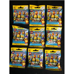 Lego The Simpsons Series 2 Minifigure Lot 71009 (One Minifigure per Bag)