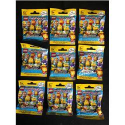 Lego The Simpsons Series 2 Minifigure Lot 71009 (One Minifigure per Bag)
