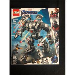 Lego Marvel Avengers War Machine Buster 76124 Building Kit