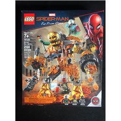 LEGO 76128 Spider-Man 2 Far From Home Molten Man Battle (295 Pieces)