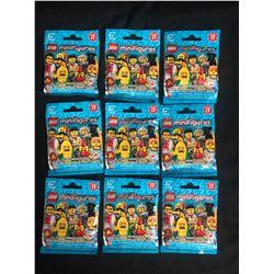 Lego Series 17 Minifigure Lot 71018 (One Minifigure per Bag)