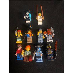 Lego Loose Minifigures Lot