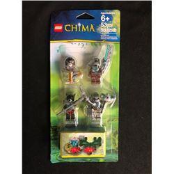 Lego Legends of Chima Series Minifigure Set 850910 (53 Pieces)