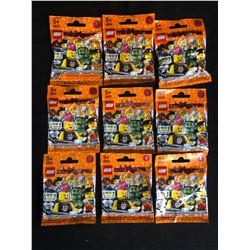 Lego Series 4 Minifigure Lot 8804 (One Minifigure per Bag)