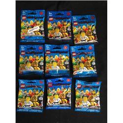 Lego Series 2 Minifigure Lot 8684 (One Minifigure per Bag)