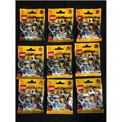Lego Series One Minifigure Lot 8683 (One Minifigure per Bag)