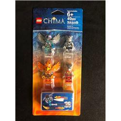 LEGO Chima Fire and Ice Minifigure Accessory 49 Piece Set - 850913