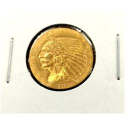 1926 $ 2.5 Gold Indian