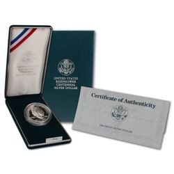 1990 IKE Commemorative Proof OMB