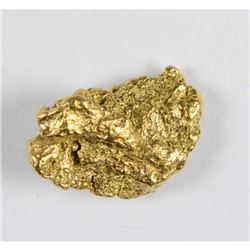 2.25 gram Natural Earth Mined Gold Nugget