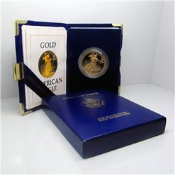 1 oz. Random Date Gold Eagle in OMB