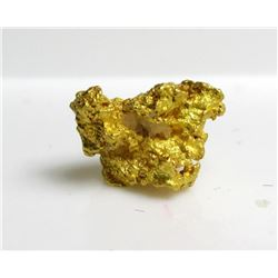 2.25 Gram Natural Alluvial Gold Nugget