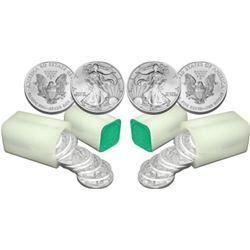 (80) Random Date US Mint Rolled ASE
