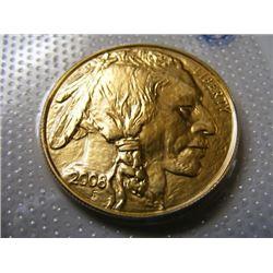 1 oz. Gold Buffalo Bullion Coin 24k