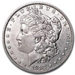 1882 UNC Morgan Silver Dollar