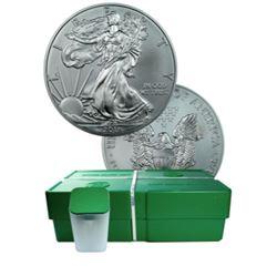 Monster Box Random Date US Mint Sealed Eagles 500p