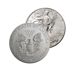 1 oz Random Date US Silver Eagle