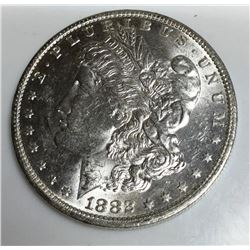 1882-O BU Morgan Silver Dollar