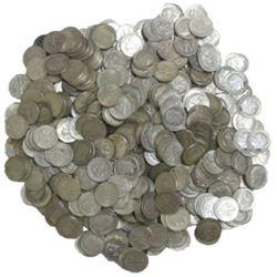 (300) Roosevelt Dimes -90% Silver Random Dates