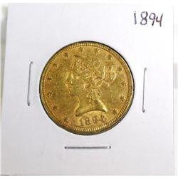 1894 $10 Gold Liberty Eagle