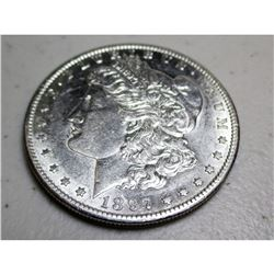 1897 S Better Date High Grade Morgan Dollar