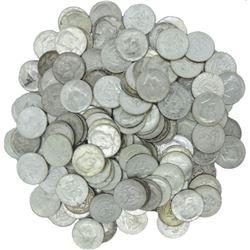 (50) Kennedy Half Dollars 90% Silver
